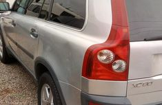 Neat Foreign used Volvo XC90 3.2 2007 Gray