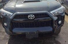 Neat Foreign used Toyota 4-Runner 2015 Model Black