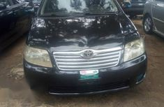 Clean Used Toyota Corolla 2007 Black