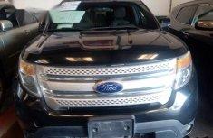 C;lean Used Ford Explorer 2014 Black Colour