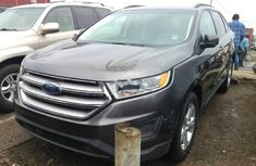 Sell high quality 2018 Ford Edge automatic at price ₦15,000,000