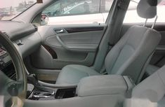 Clean Tokunbo Used Mercedes-Benz C240 2004 Silver Colour