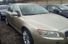 Sell high quality 2007 Volvo S80 automatic in Lagos