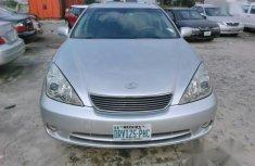 Neat Nigerian used Lexus ES 2006 Silver