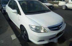Super Clean Nigerian Used Honda City 2009 White