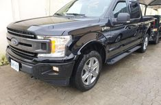 Clean and neat black 2012 Ford F-150 pickup / truck at price ₦32,000,000 in Lagos