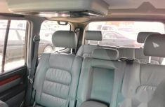 Super Clean Nigerian used Toyota Land Cruiser 2002 Silver