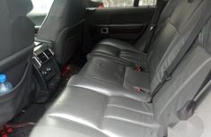 Neat Nigerian used Land Rover Range Rover Vogue 2007 Silver