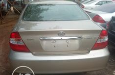 Neat Foreign used Toyota Camry 2002