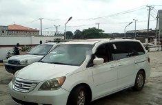 2008 White Automatic Honda Odyssey