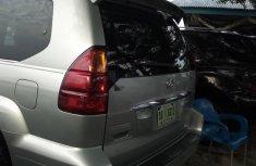 Clean Tokunbo Used  Lexus GX 2005 Model