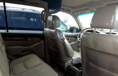 Clean Tokunbo Used Lexus GX 2006 Model