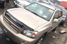 Very sharp neat brown 2007 Toyota Highlander automatic for sale