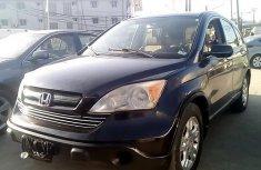 Sell used 2007 Honda CR-V automatic at price ₦1,178,591