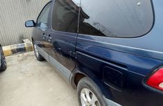 Super Clean Nigerian used Toyota Sienna 2001