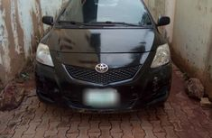 Well Maintained Nigerian used Toyota Yaris 2010