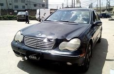Need to sell high quality black 2002 Mercedes-Benz C240 automatic