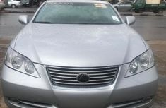 Need to sell used grey/silver 2007 Lexus ES automatic at cheap price