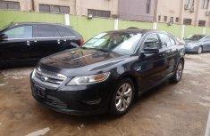 Sell well kept black 2011 Ford Taurus sedan at price ₦3,000,000