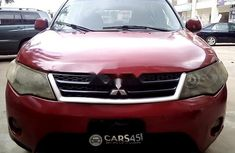 Nigerian Used Mitsubishi Outlander 2007 Model