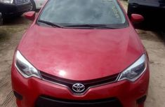 Foreign Used 2014 Toyota Corolla