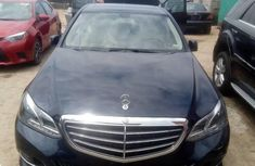 Foreign Used Mercedes-Benz E350 2014
