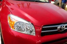 Neat Foreign used 2008 Toyota RAV4