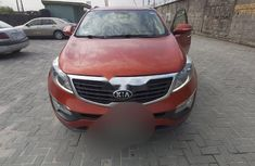 Neatly Nigerian Used  2014 Model  Kia Sportage