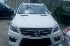 Foreign Used Mercedes-Benz ML350 2013