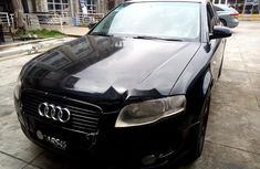 Need to sell cheap used black 2008 Audi A4 sedan