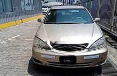 Nigerian Used Toyota Camry 2002 Big Daddy