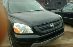 2004 Honda Pilot for sale Foreign Used