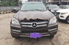 Nigerian Used 2013 Mercedes-Benz GL-Class