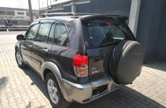 Neat Foreign used Toyota RAV4 2004