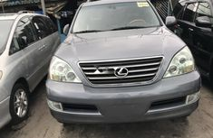 Tokunbo 2005 Lexus GX Automatic Gear well maintained