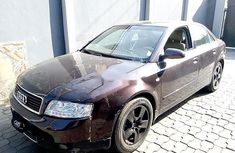 Need to sell cheap used black 2003 Audi A4 automatic in Lagos