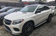 Used Mercedes-Benz GLE 2016 Model Tokunbo