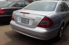 Clean Tokunbo Used Mercedes-Benz E320 2007 Model
