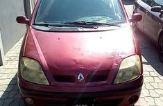 Sell used 2002 Renault Scenic automatic in Lagos