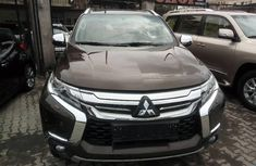Best priced brown 2016 Mitsubishi Montero Sport suv / crossover automatic
