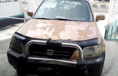 Clean Nigerian Used Honda CR-V 1997 Gold