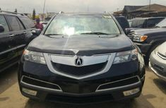 Foreign Used Acura MDX 2011 Black