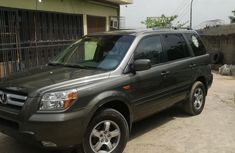 2006 Honda Pilot ...Full Option... Urgent Sale