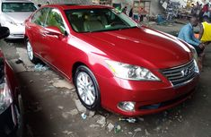 Foreign Used 2010 LEXUS ES350 for Sale