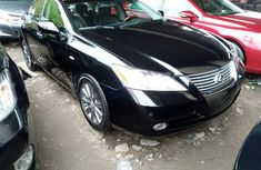 Foreign Used 2008 Model Lexus ES350 for Sale
