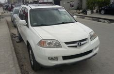 Neat Tokunbo Used  Acura MDX 2006 Model