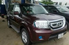 Clean Foreign Used 2010 Model  Honda Pilot