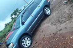 Clean Nigerian Used  Toyota Highlander 2004 Model
