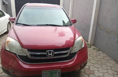 Clean Nigerian Used Honda CRV 2010 Model for Sale