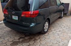Clean Nigerian Used Toyota Sienna 2005 Model
